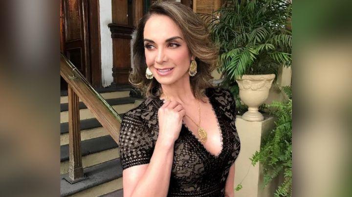 Lupita Jones aclara todo sobre sus 'problemas' con Televisa y TV Azteca