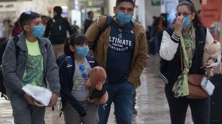 """SSA: """"Los casos de influenza en México han ido disminuyendo"""""""