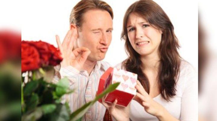 Los regalos a tu pareja indicarían que se acabó el amor en la relación