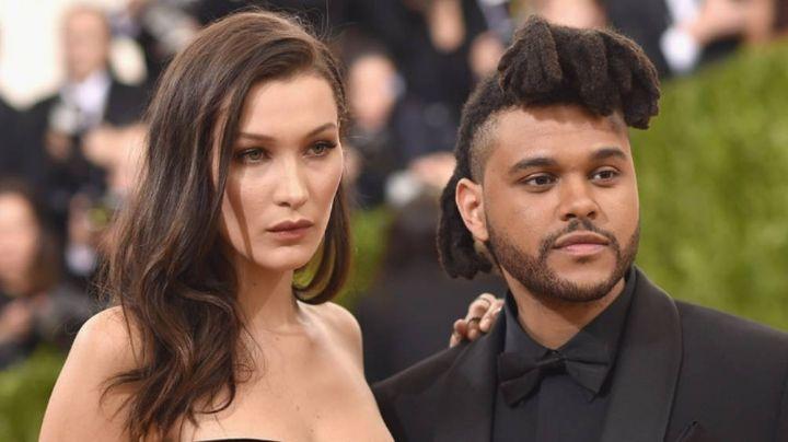 The Weeknd podría haberse burlado de las cirugías estéticas de su exnovia Bella Hadid
