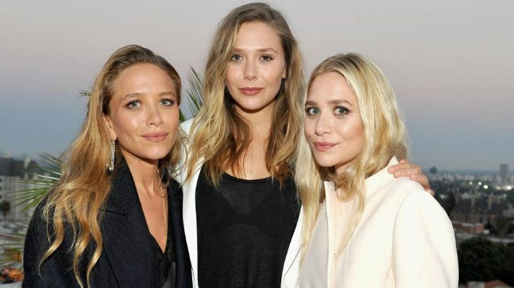 Elizabeth Olsen afirma que toda su vida ha intentado imitar el estilo de sus hermanas