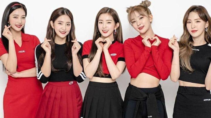 Integrantes de Red velvet triunfan en los Gaon Awards y sus fanáticos celebran