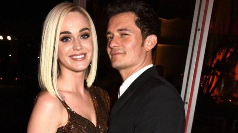 Katy Perry comparte imágenes nunca antes vistas de ella y Orlando Bloom por su cumpleaños