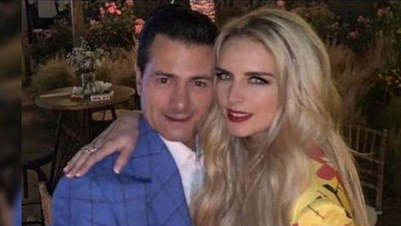 VIDEO: Afirman que Peña Nieto está de vacaciones con su novia Tania Ruiz en Punta Cana