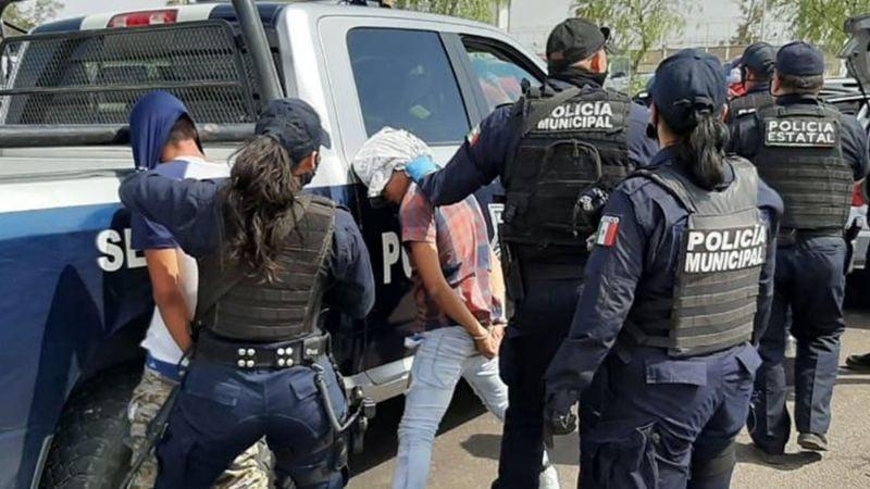 Fiscalía de Aguascalientes captura a 12 presuntos integrantes del CJNG