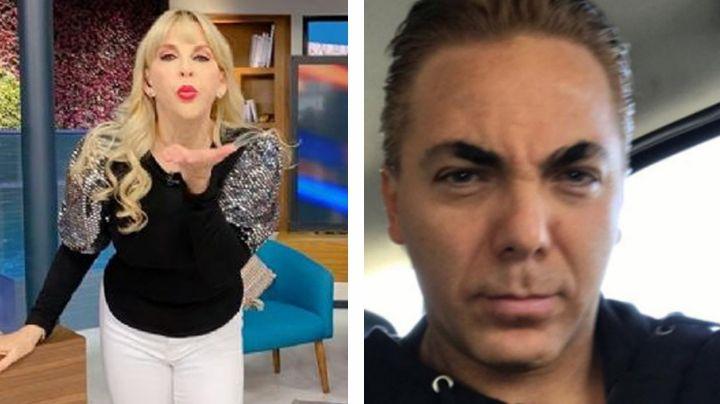 Escándalo en Televisa: Conductora de 'Hoy' destapa que Cristian Castro ya se volvió a casar
