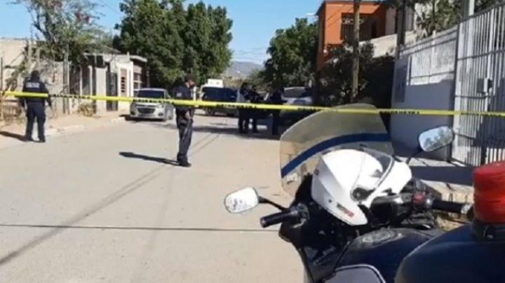 Un motosicario asesina al 'Lupe' afuera de su taller de motocicletas en Hermosillo