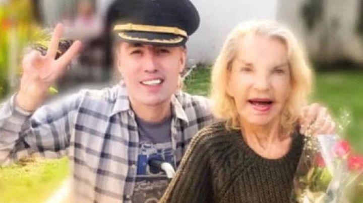 Alfredo Cordero asegura que vive una profunda depresión tras la muerte de Wanda Seux