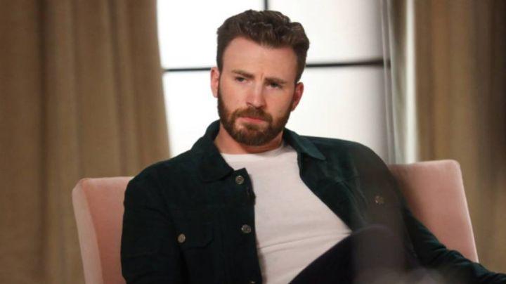 Chris Evans y su vergonzoso inicio en el mundo del espectáculo antes de ser el 'Capitán América'