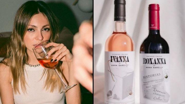 Acusan de fraude a la youtuber Anna Sarelly por vender botellas de vino en malas condiciones