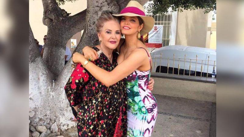"""Ana Bárbara llama """"viejita"""" a su mamá y esta le responde para dejarla en vergüenza"""