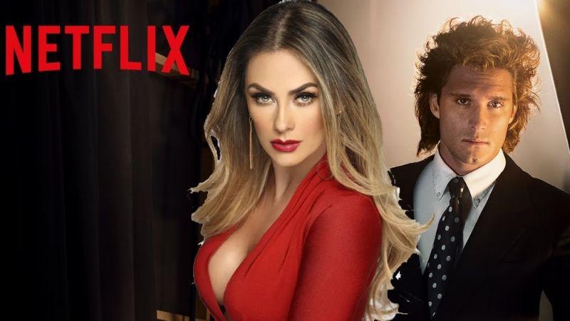 Aracely Arámbula puso condiciones 'Luis Miguel, La serie' para que puedan utilizar su imagen