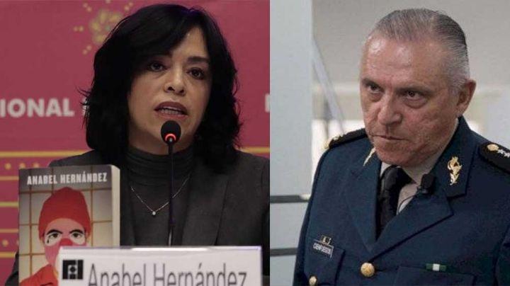 Anabel Hernandez y la exacta predicción sobre la exoneración de Salvador Cienfuegos