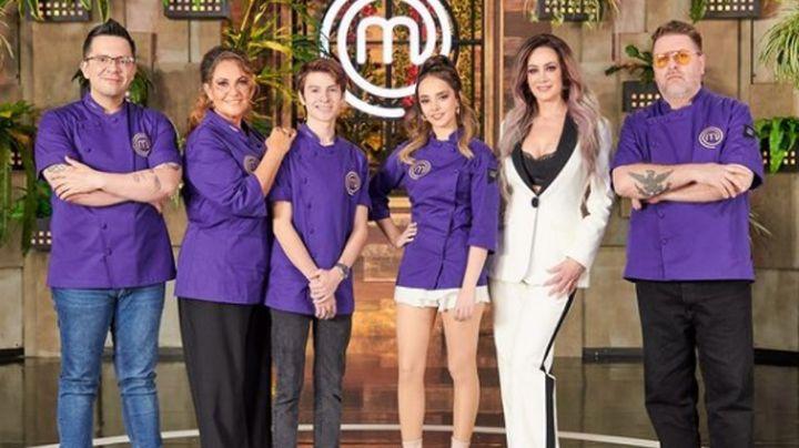 TV Azteca: Destapan a los tres finalistas de 'MasterChef México'; ella sería la ganadora