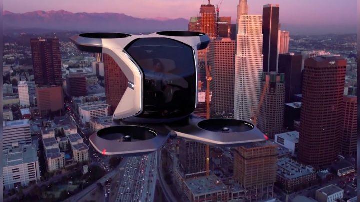 ¿Autos que vuelan? General Motors haría realidad que el pasajero no haga nada