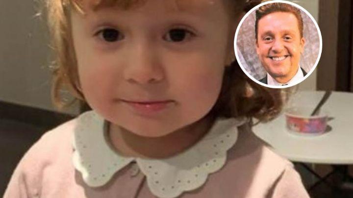 VIDEO: Daniel Bisogno causa ternura a sus seguidores al mostrar a su hija