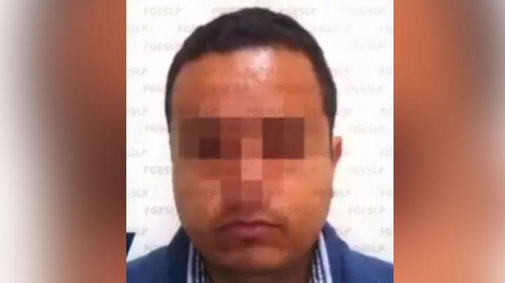 Hombre es detenido por prostituir a su expareja por más de 10 años en San Luis Potosí