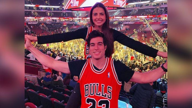 """Tragedia en Televisa: Michelle Renaud y Danilo se contagiaron de Covid-19: """"Nos pegó fuerte"""""""
