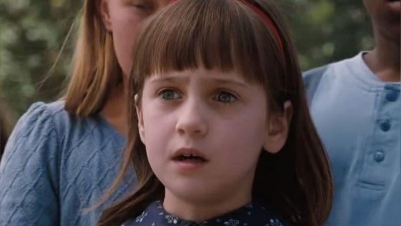 Adiós Mara Wilson: 'Matilda' da la bienvenida a nuevas protagonistas para Netflix