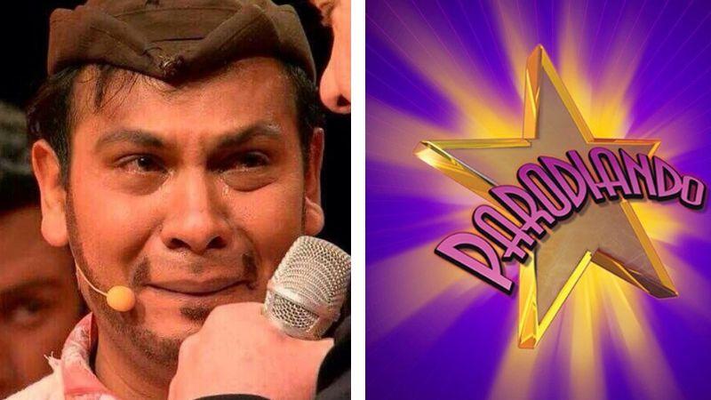 Televisa: Reportan muerte de querido exintegrante de 'Parodiando' por Covid-19