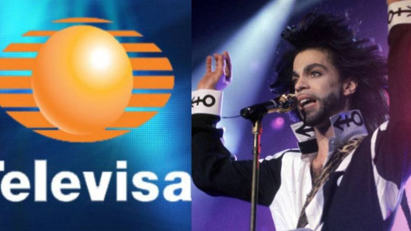 Video: Televisa y su sorprendente plagio hacia un tema del cantante Prince