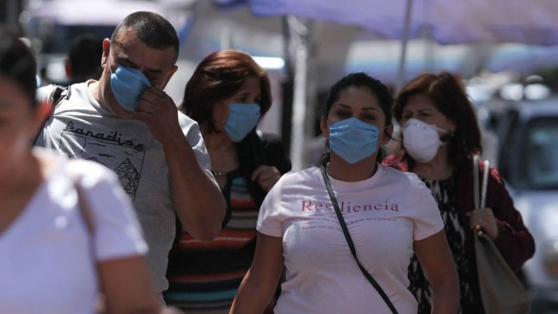 Confirman 550 casos y 27 muertes nuevas por Covid-19 en el estado de Sonora