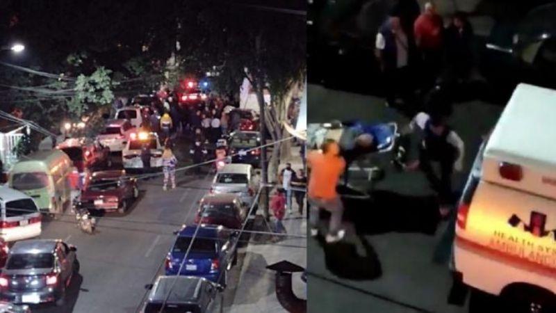 VIDEO: El desgarrador llanto que provocó la muerte del 'Robert' de la Unión Tepito