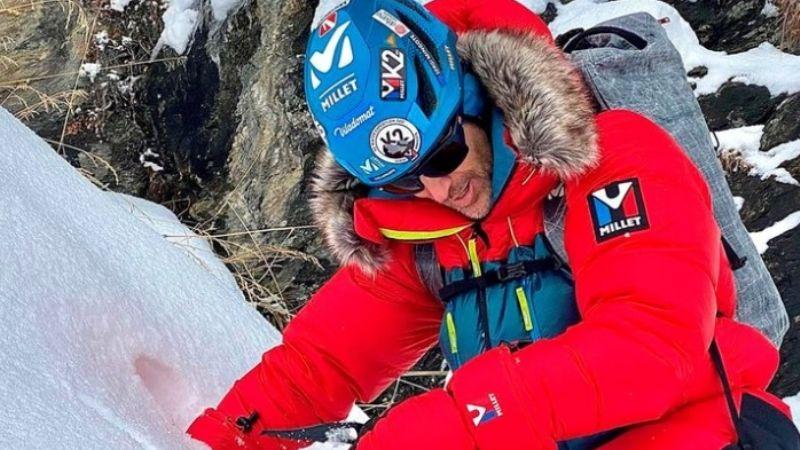 Sergi Mingote, el alpinista español que desafió a las montañas más altas del mundo