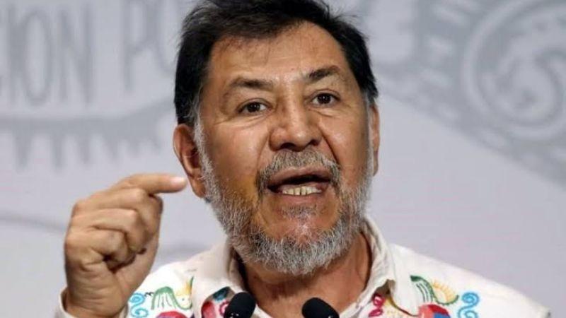 Usuarios sacan tuit de Fernández Noroña donde dice que tiene pruebas contra Cienfuegos