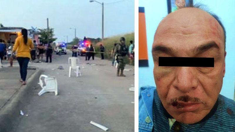 Sujeto que atropelló a 13 asistentes de un funeral en Sonora ya está tras las rejas