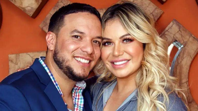 ¿Reconciliación? Chiquis Rivera y Lorenzo Méndez se dejan ver en romántica foto