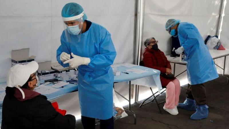 Covid-19 se dispara en Sonora: Suman 611 casos nuevos y 61 decesos en 24 horas