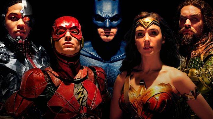 Revelan que 'Justice League' de Zack Snyder será una película de 4 horas y una serie