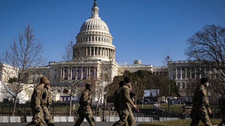 Detienen a sospechosa cerca del Capitolio; aseguró que era parte del gabinete presidencial