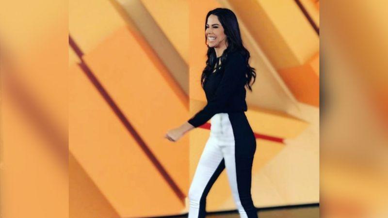 ¡A un lado Érika Buenfil! Paola Rojas conquista TikTok con este bailecito
