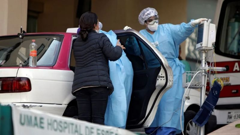 México acumula 140 mil 704 decesos y 1 millón 641 mil 428 casos de Covid-19