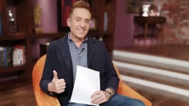 TV Azteca perdona 'veto' a Daniel Bisogno y lo regresa a 'Ventaneando' este lunes