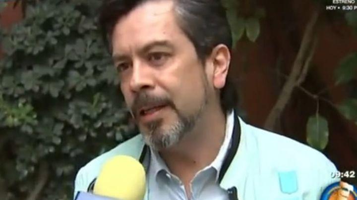 Tras veto de Televisa, Carlos Espejel cuenta en 'Hoy' cómo le afectó la muerte de sus padres