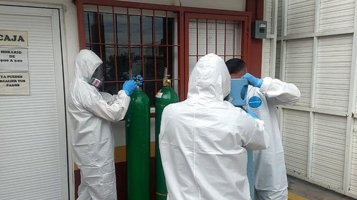 Puebla está en riesgo de regresar al semáforo rojo por incremento de contagios Covid-19