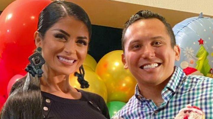 Edwin Luna y Kimberly Flores se olvidan del pudor y publican sorprendente foto