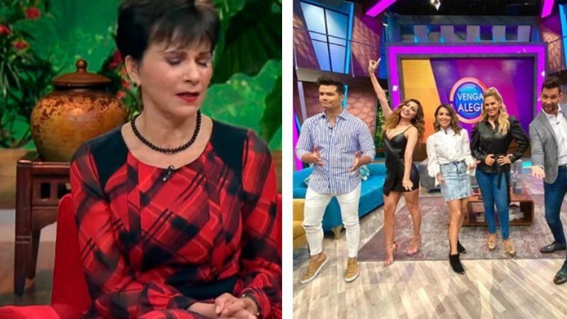 Pati Chapoy causó pleito entre 'Ventaneando' y 'VLA', revela exconductora de TV Azteca