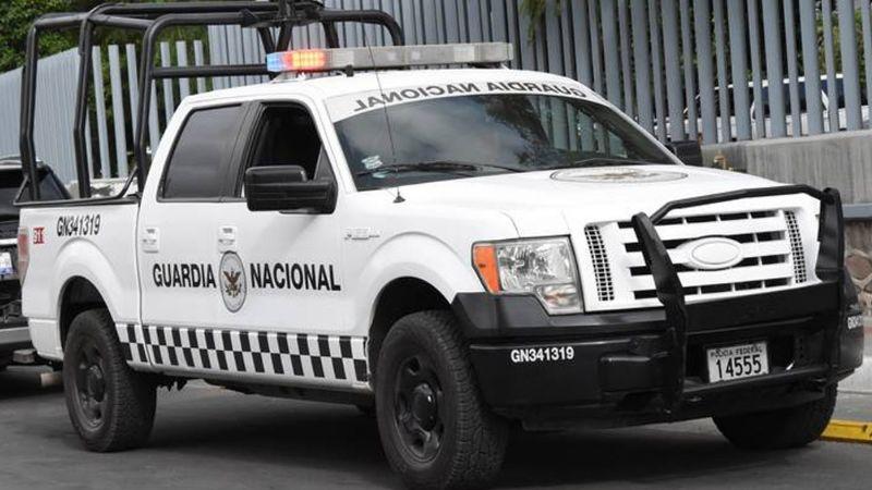 Hallan sanos y salvos a elementos de la Guardia Nacional tras ser 'levantados' en Zacatecas