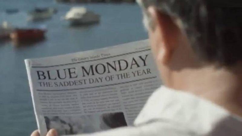 Blue Monday: ¿Por qué este lunes 18 de enero es el día más deprimente del año?