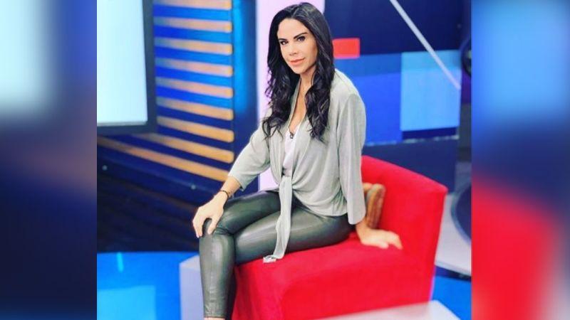 "Paola Rojas paraliza a Televisa con coqueto 'outfit' negro: ""Te ves preciosa"""