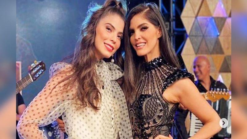Ana Bárbara y Esmeralda Ugalde se vuelven la sensación de todo Univision