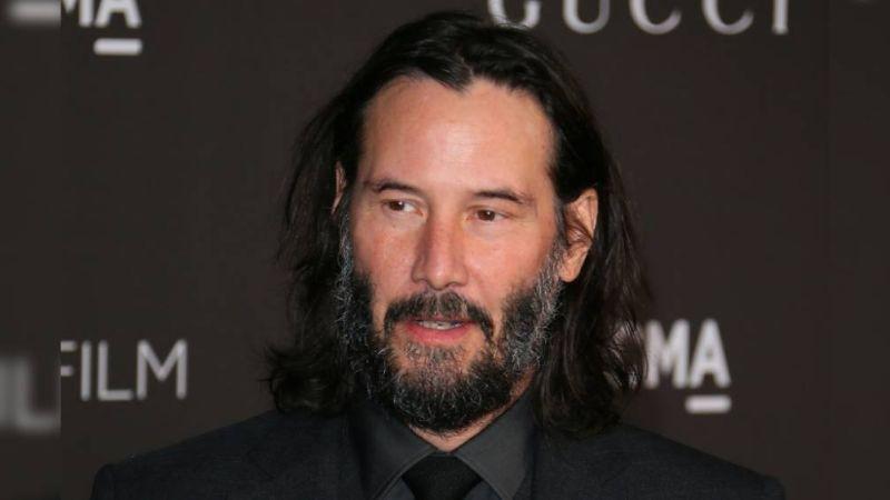 La trágica historia de Keanu Reeves y todos los terribles sucesos que enfrentó