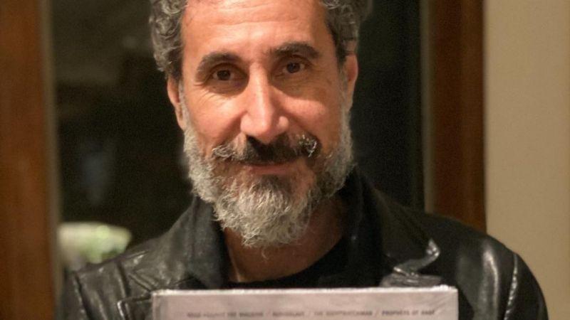 Estrenan trailer del documental 'Truth To Power' sobre la vida del cantante Serj Tankian