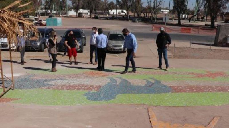 Ciudad Obregón: Invitan a ciudadanos a impulsar mural más grande del país