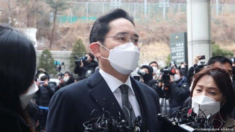 Lee Jae-yong, heredero de Samsung, es condenado a 2 años de prisión por corrupción