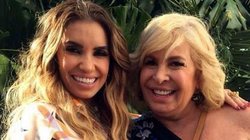 Desde Televisa: Andrea Escalona sufre por Magda Rodríguez, a tres meses de su muerte